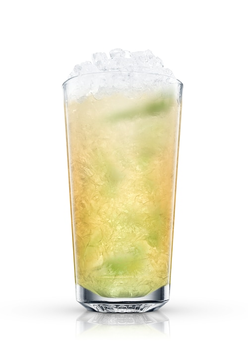 virgin mojito against white background
