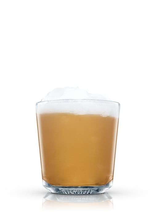 saratoga fizz against white background