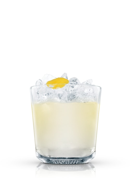 absolut salty dog against white background