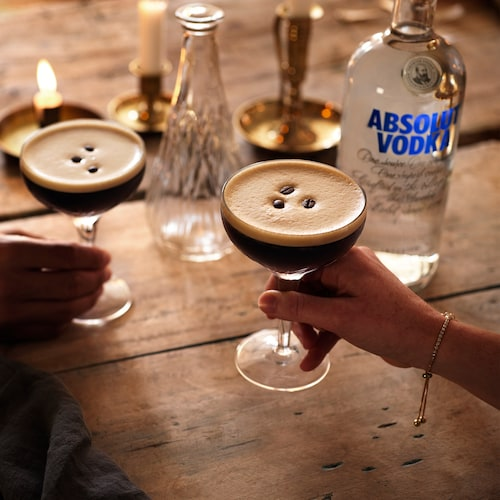 Espresso Martini Recipe Absolut Drinks