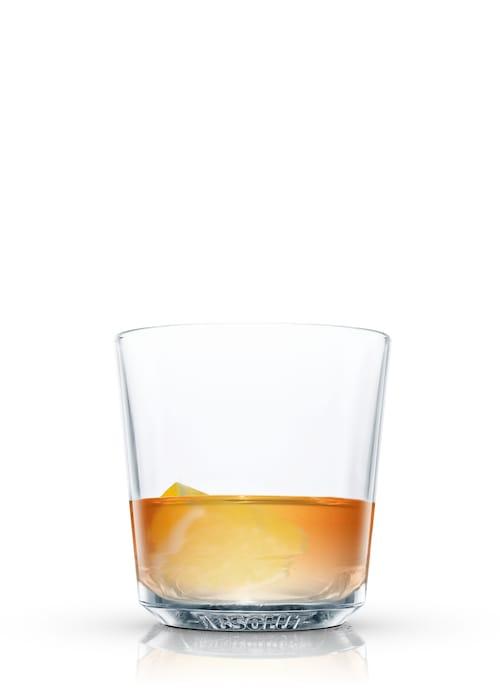 american tea-grog against white background