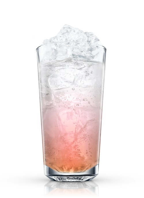 american cooler against white background