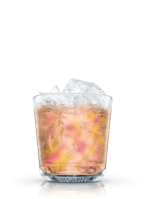 absolut space mango against white background