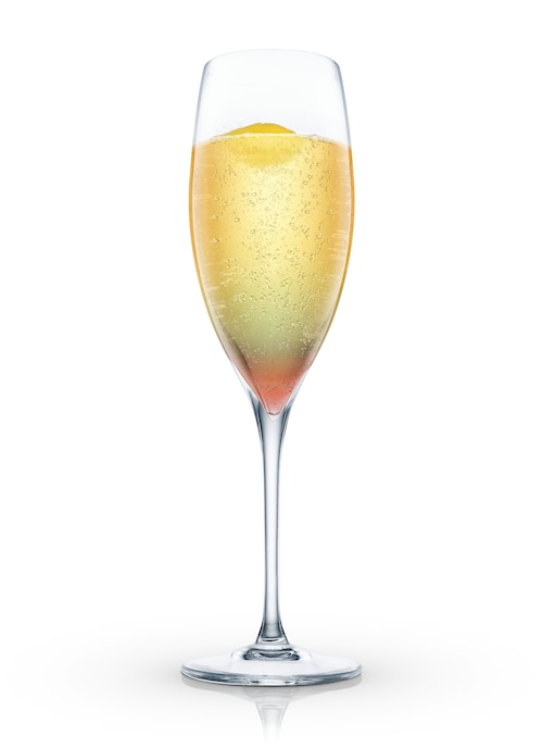 ritz fizz against white background