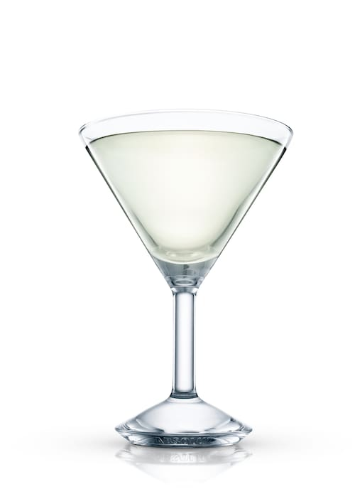 cordova cocktail against white background