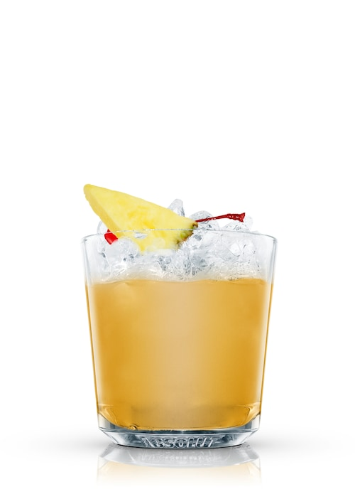 hawaiian stone sour against white background