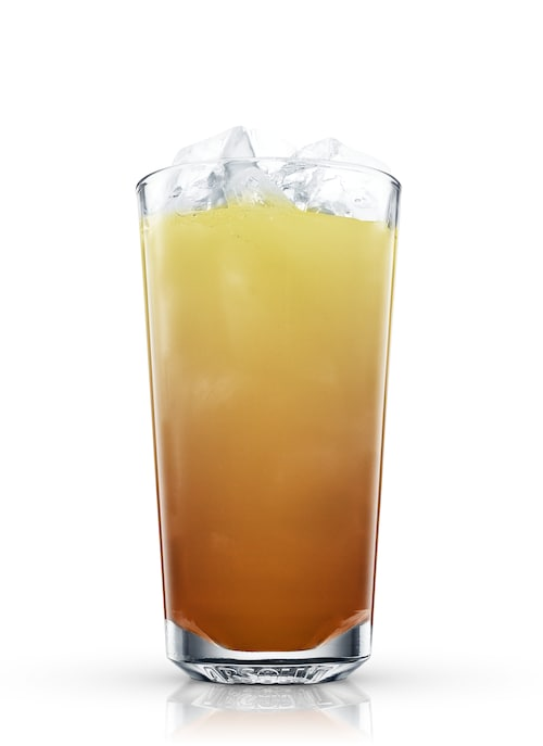 kentucky iced tea against white background