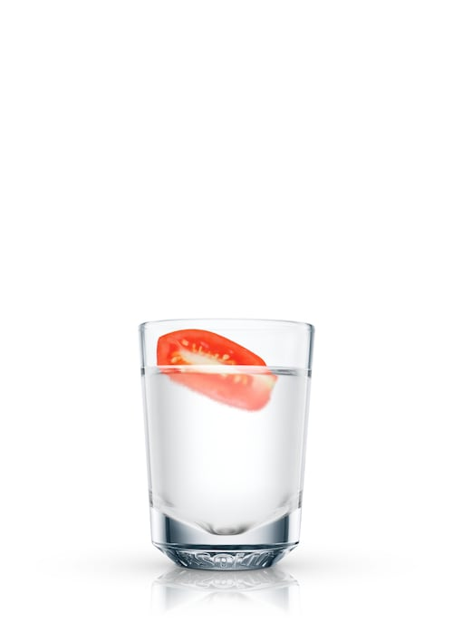 absolut fast mary against white background