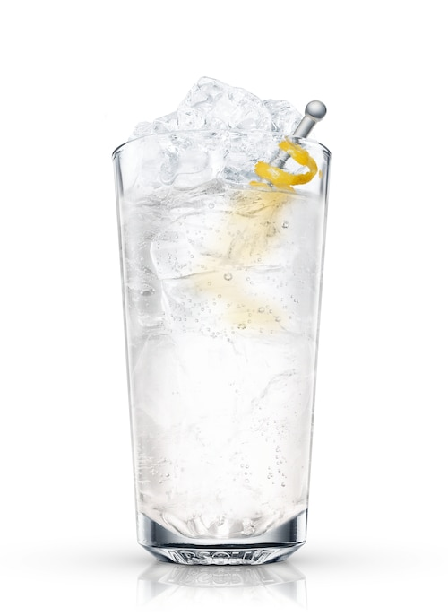 long tom cooler against white background