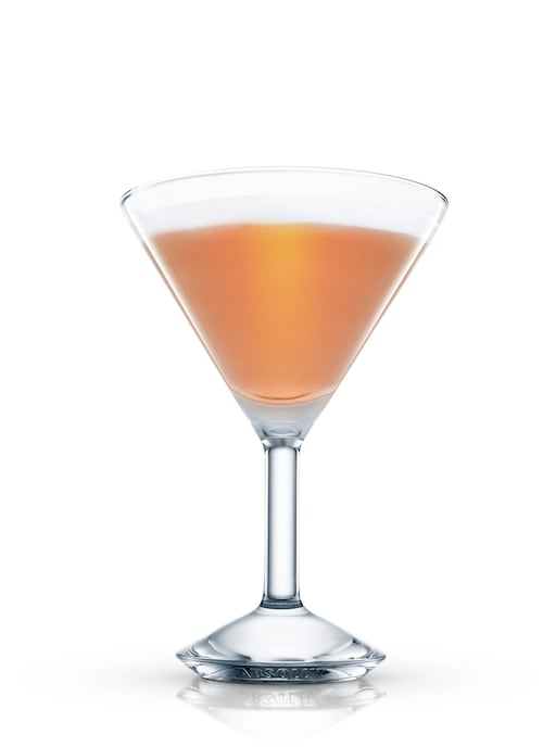 glendevon cocktail against white background