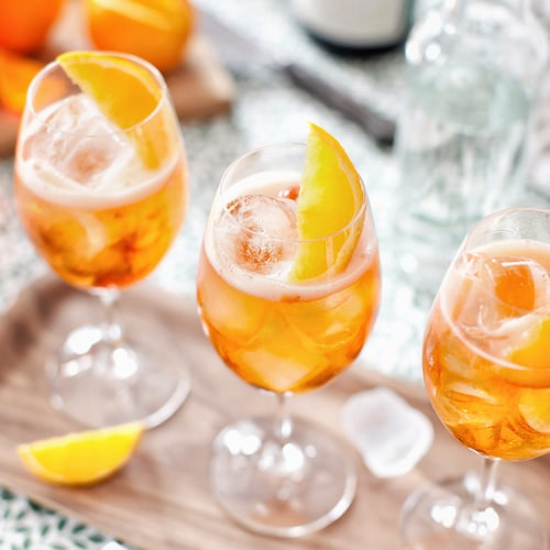 spritz veneziano in environment