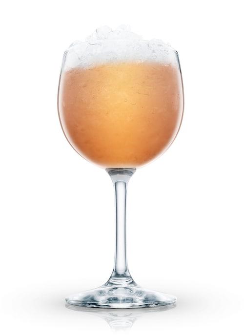 sudret iced tea against white background