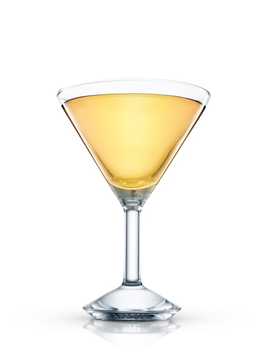 absolut peartini against white background