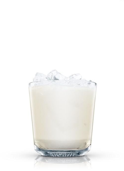 paris milk against white background
