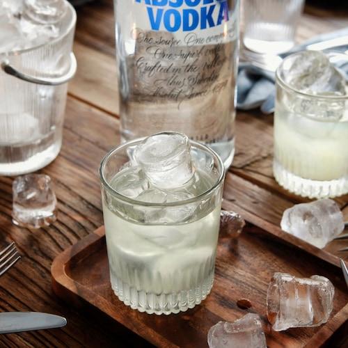 vodka iceberg in environment