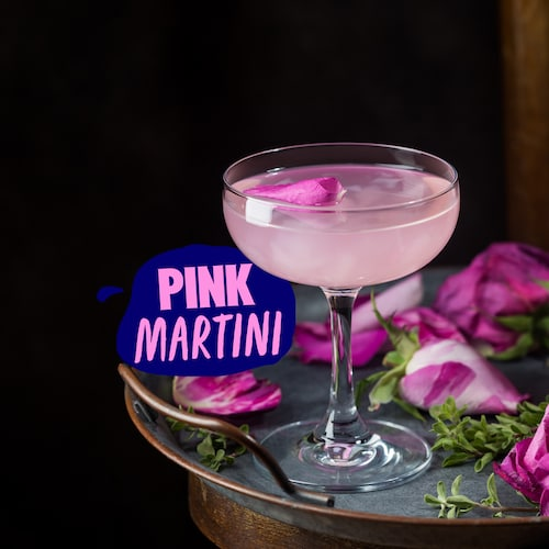 pink martini in environment