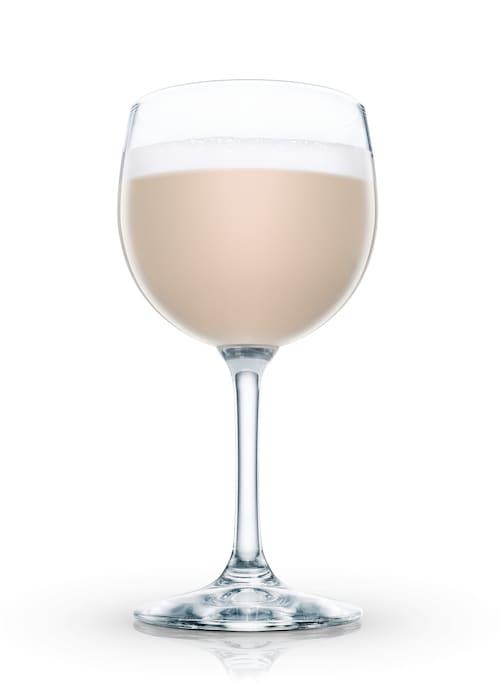 brandy plush against white background