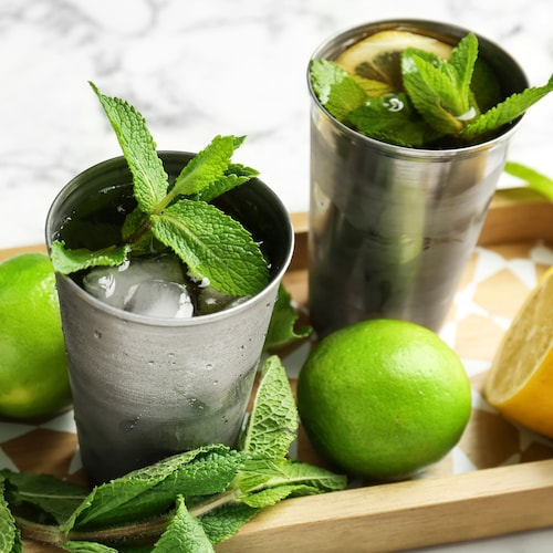 mint julep in environment