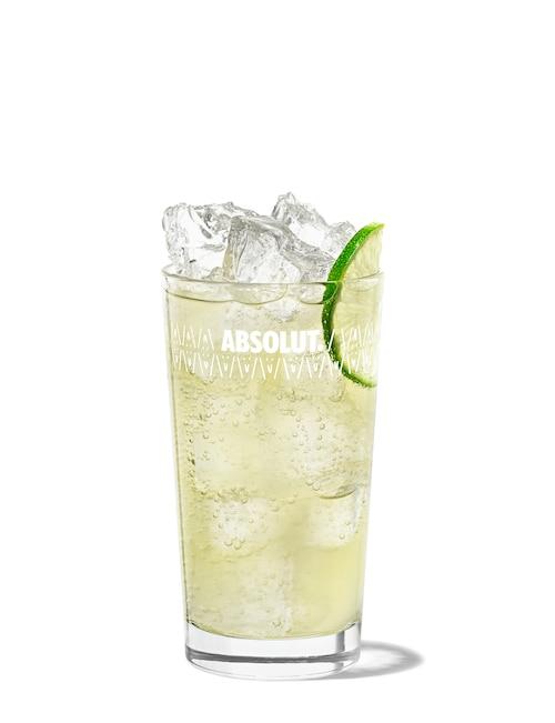 loretto lemonade against white background