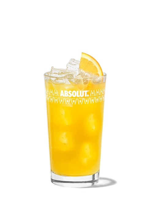 harvey wallbanger against white background