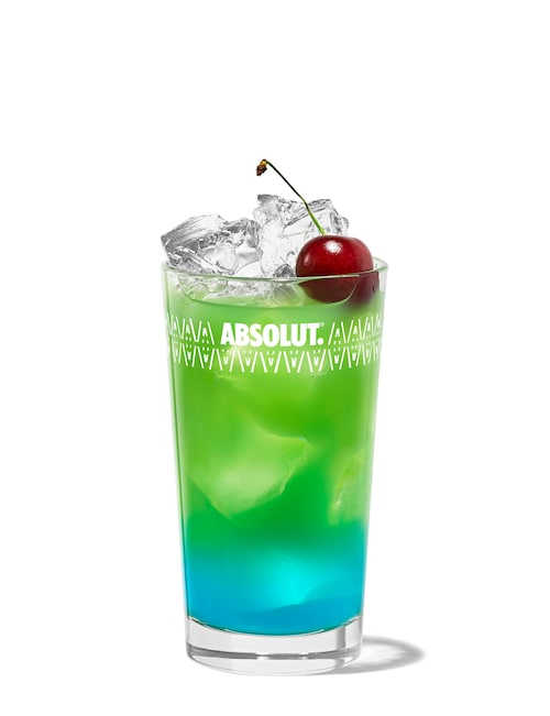Blue Hawaiian Recipe Absolut Drinks