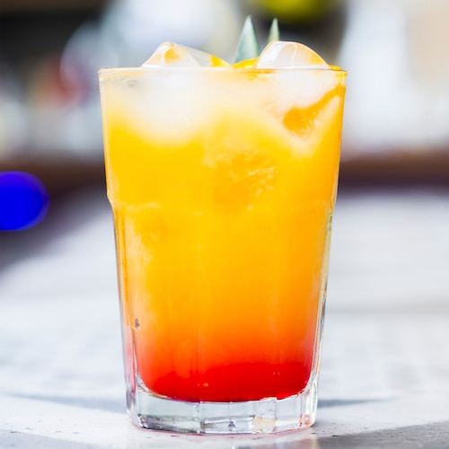 tequila sunrise in environment
