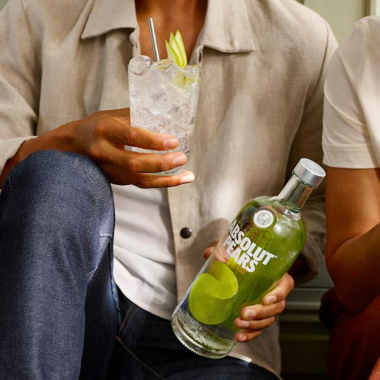 Absolut Pears Lemonade