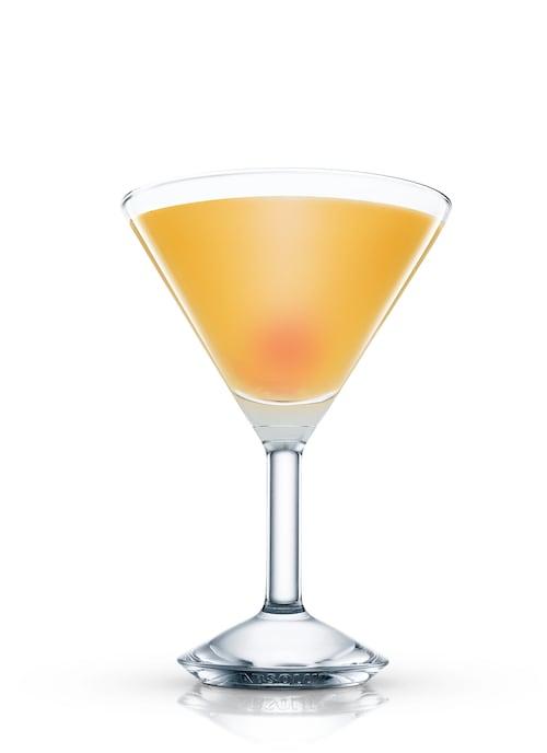 gin aloha against white background