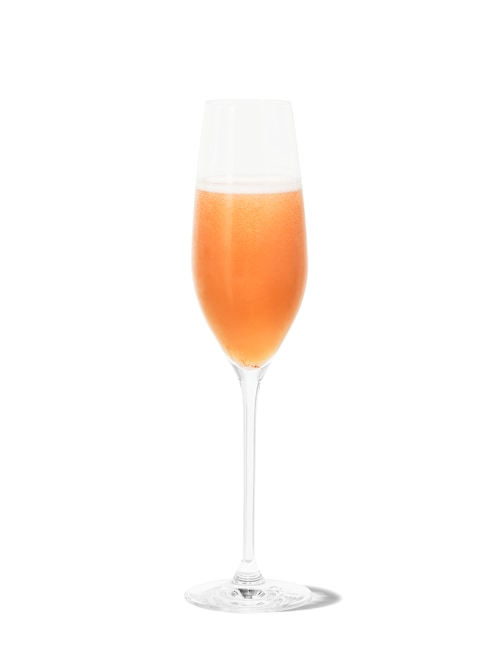 bellini against white background