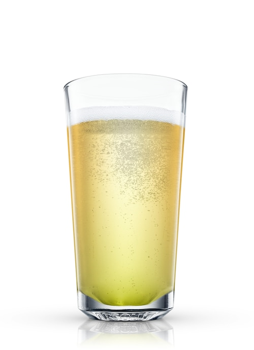 absolut melon cup against white background