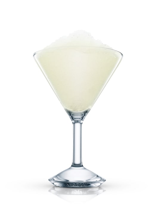 chiclet daiquiri against white background