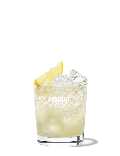 absolut news against white background