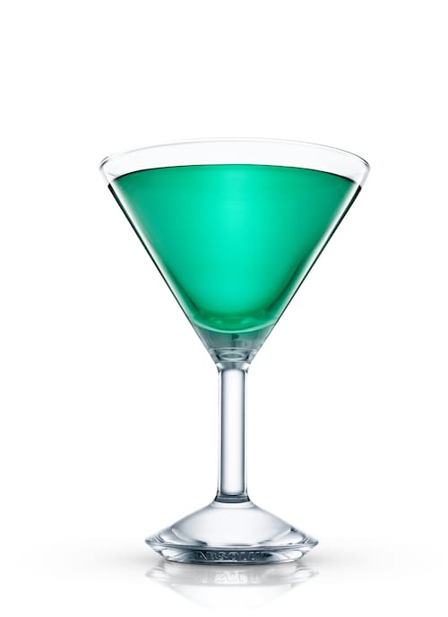 Flying Grasshopper Recipe Absolut Drinks