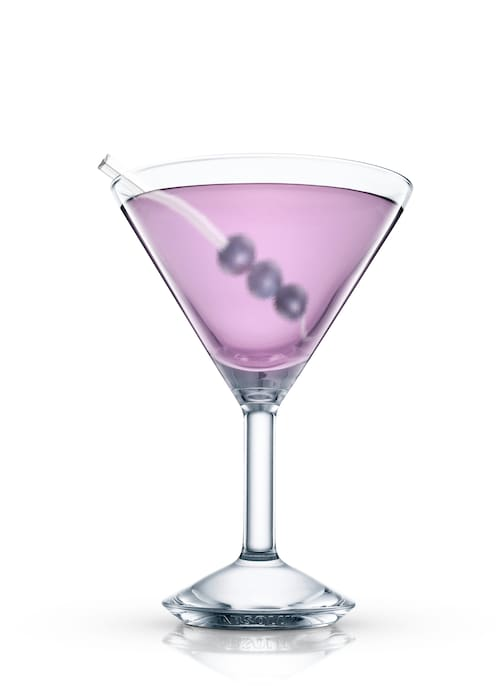 brazen martini against white background