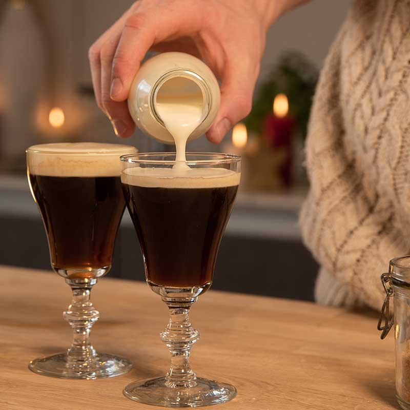 Stout Edition Irish Coffee