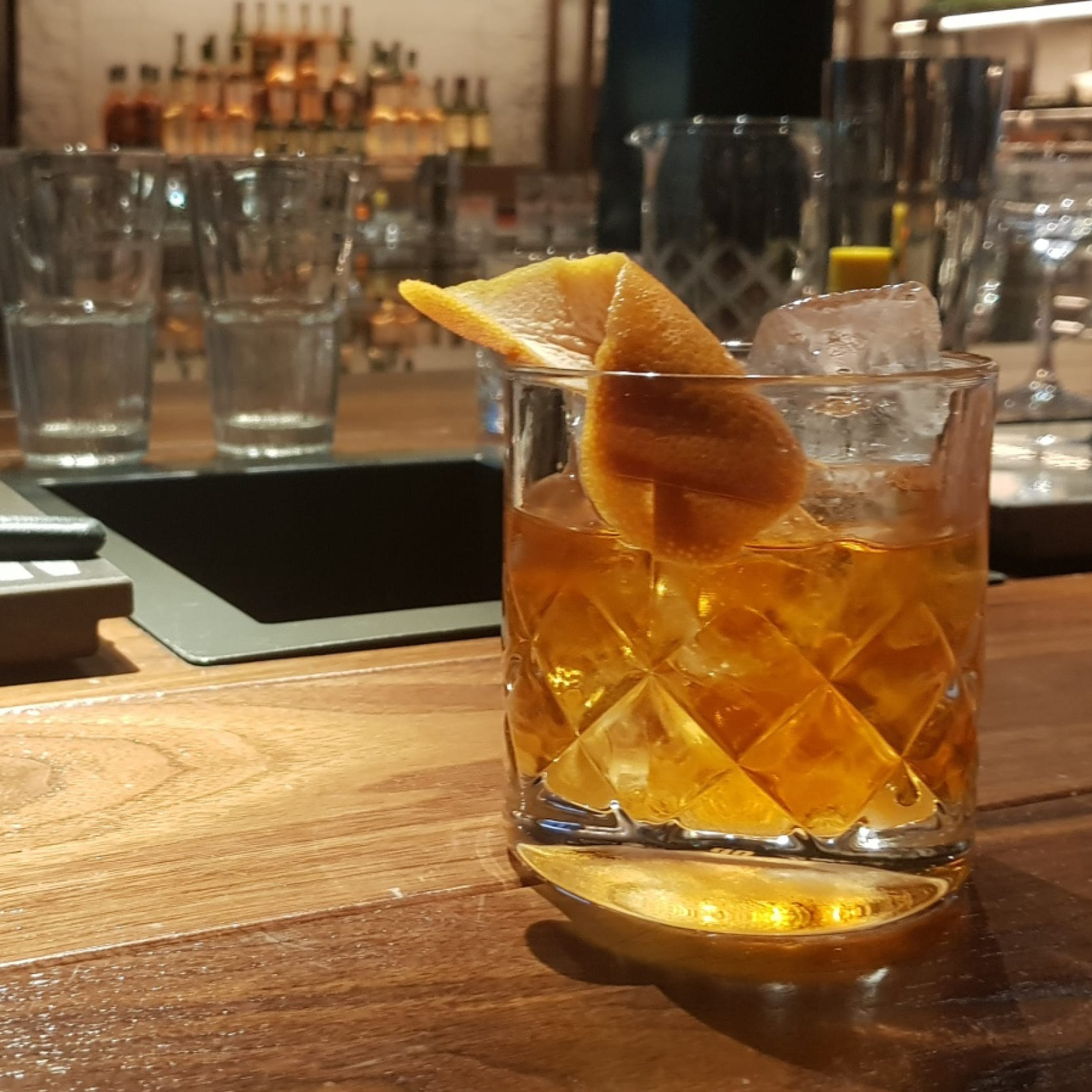 IPA Old Fashioned