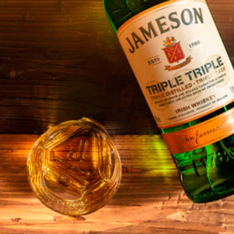 Jameson Triple Triple Neat