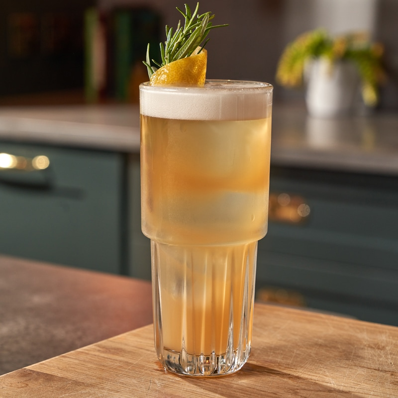 The Ginger Brew