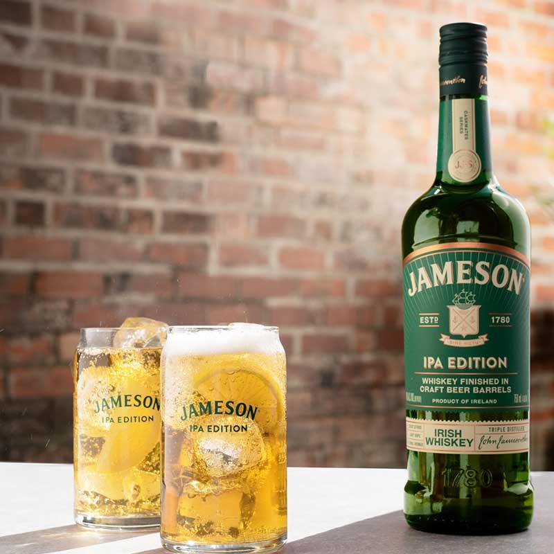 Jameson IPA Edition & Tonic