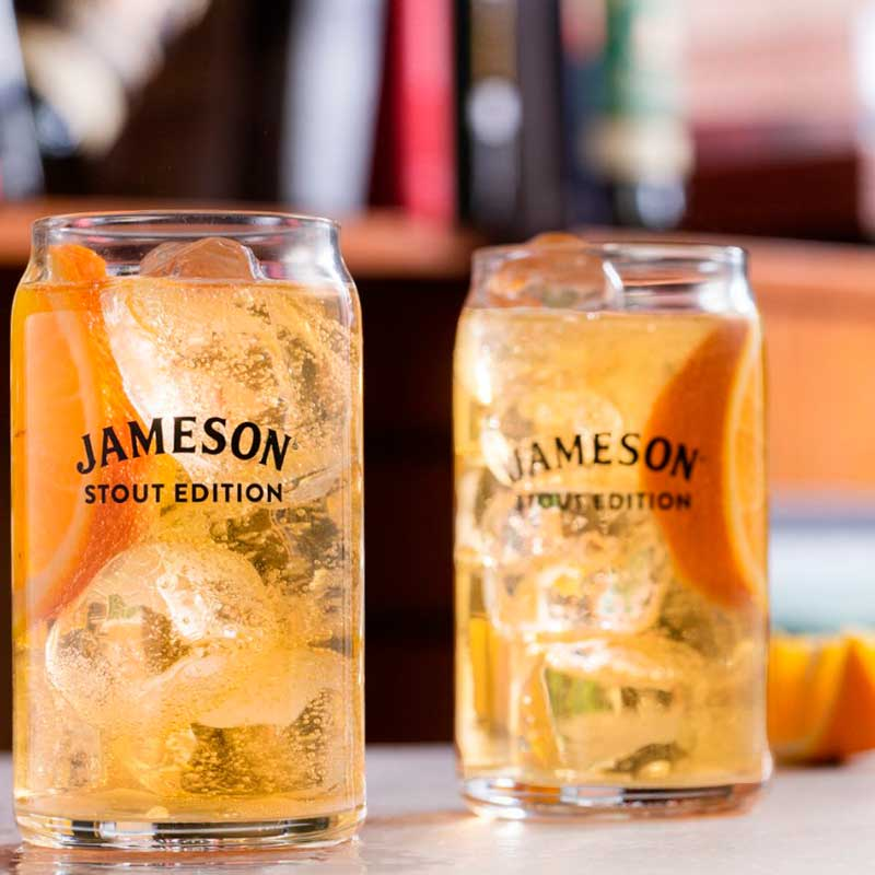 Jameson Stout Edition & Soda