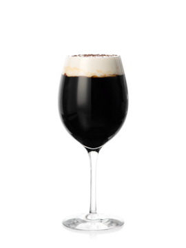 Cold Irish Coffee