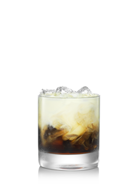 Cold Brew White Russian