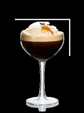 Espresso Martini Affogato