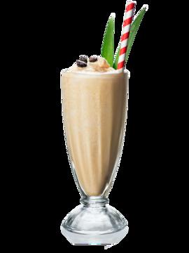 Coffee Colada Mocktail
