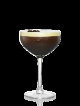 Salted Espresso Martini
