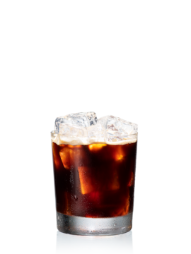 Iced Cafe Americano