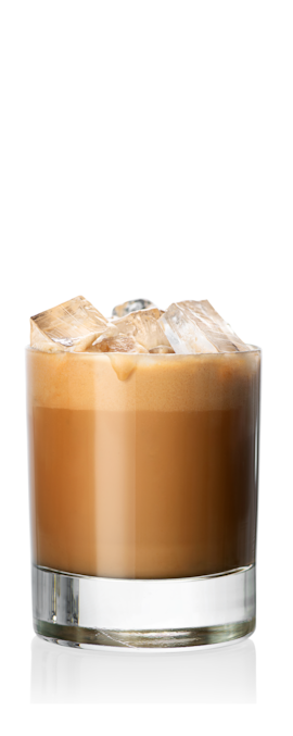 Spiced Iced Cappuccino