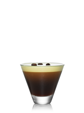 Irish Cold Brew Martini