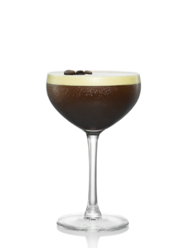Irish Espresso Martini