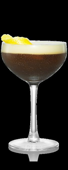 Kahlúa Sour Martini